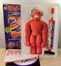 VAC MAN STRETCH ARMSTRONG W/ BOX 1994 CAP TOYS COMPLETE VERY NICE