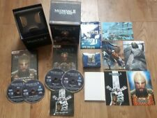 MEDIEVAL II TOTAL WAR COLLECTORS EDITION PC GAME COMPLETE GOOD CONDITION