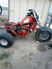 New ListingHonda Atc 250R Atc250R Trike 3 Wheeler 1982 Original