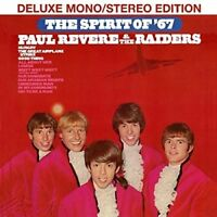 Paul Revere and The Raiders - The Spirit Of '67 [CD]