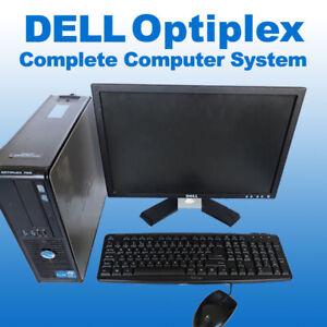 Dell  Optiplex 760 Core 2 Duo  Windows 7 Complete System DVD