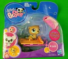Littlest Pet Shop Special Edition Otter 1609 New Sealed Retired Rare