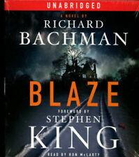 Audio book - Blaze by Richard Bachman   -   CD