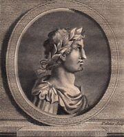 Portrait XVIIIe Arnulf De Carinthie Roi Francie Orientale Arnolf von Kärnten