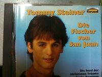 Tommy Steiner Die Fischer von San Juan (compilation, 16 tracks, 1983-85) [CD]