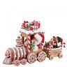 ENESCO POSSIBLE DREAMS - GINGERBREAD TRAIN - 6003861 - NEW  IN BOX