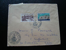 FRANCE - enveloppe 20/4/1958 (cy76) french