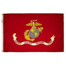 3' X 5' Nylon Marine Corps Flag - Made in America!