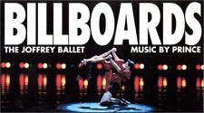 PRINCE~  Rare promotional DVD ~ The Joffrey Ballet 1993 ~ BILLBOARDS
