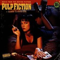 Pulp Fiction [PA] by Various Artists (CD, Sep-1994)