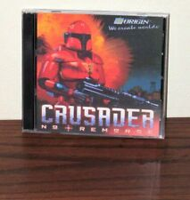 Play in Windows 10, 8, 7, Vista & XP  --  Crusader: No Remorse by Origin Systems