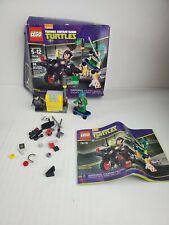LEGO Ninja Turtles 79118 Karai Bike Escape - Complete Set ages 5-12