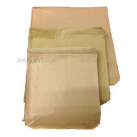BROWN KRAFT STRUNG PAPER FOOD BAGS  SANDWICH GROCERY BAG STRONG ALL SIZES CHEAP