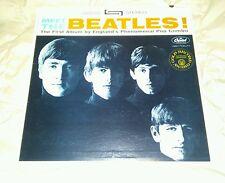 "Beatles Meet The Beatles Nm/EX variant ""3"" St 2047 Capitol"