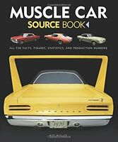Muscle Car Source Book: All the Facts, Figures, Statistics, and Production Numbe