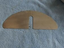 NEW EARLY PEDAL CAR DASH BOARD BLANKS