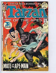 Tarzan #209 DC 1972