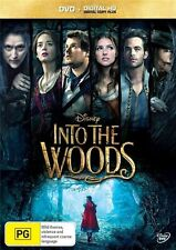 Into The Woods (DVD, 2015)