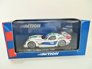 ACTION  AC4 978955 'PANOZ GTR-1 TEAM DPR, LE MANS 1997' 1:43 MIB/BOXED