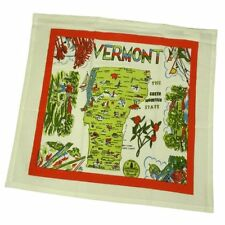 NEW Vermont State Souvenir Dish Towel FREE SHIPPING