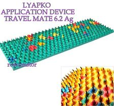LYAPKO APPLICATION DEVICE TRAVEL MATE 6.2 Ag. 59 x 235 mm. Acupuncture massager