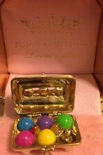 Juicy Couture Easter Egg Carton Charm New in Box, Limited Edition 2011