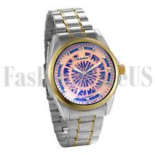 Men's Luxury Steampunk Automatic Mechanical Stainless Steel Sport Wrist Watch