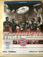 FC Bayern München - Rekordmeister Edition [Blu-ray]