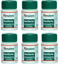 Geriforte 6 jars x40tabs - Himalaya tablets-