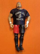2011 Samoa Joe Elite Series 43 Superstar Action Figure WWE WWF WCW TNA Mattel