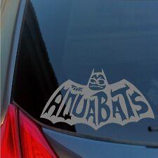 The Aquabats vinyl sticker decal SKA bank punk rock music 3rd Wave kroq trumpet