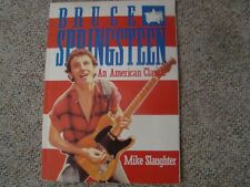 Vintage Bruce Springsteen An American Classic 1984 Paper Back Damaged