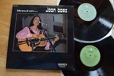 JOAN BAEZ LP blessed are...2 LP Vanguard VSD 67/68 france gatefold