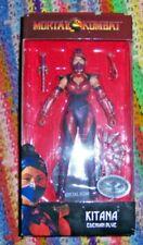 McFarlane Toys Mortal Kombat Kitana (Battle Kahnun)