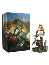 Sideshow Collectibles Darkchilde Comiquette Exclusive Statue Marvel Sample New