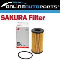 Sakura Engine Oil Filter suits Renault Master X62 2.3L 4cyl M9T-680 2011~2013