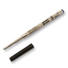 Montblanc Kugelschreibermine B blau breit dokumentenecht Grossraummine Refill