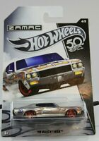 2018 - Hot Wheels NIP '70 Buick GSX ZAMAC - Walmart Exclusive - 4/8
