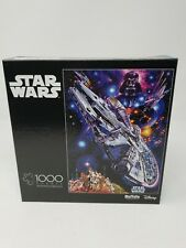 NEW Star Wars 1000 Piece Jigsaw Puzzle (Disney) - Buffalo Games & Puzzles