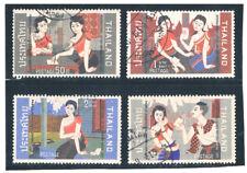 THAILAND 1971 International Letter Writing Week FU