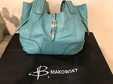 B Makowsky  Bernie Full Leather Purse, Nice++++