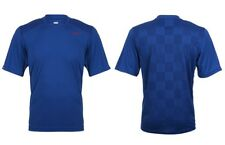 Nike John McEnroe Checkmate Crew Shirt Blue-Red M 2009 Collection Rare New