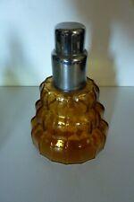 ANCIENNE LAMPE BERGER  Z AMBRE ORIENTALE ART DÉCO