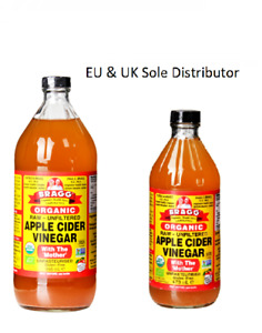 Bragg Organic Apple Cider Vinegar 16oz(473ml) or 32oz(946ml)
