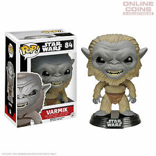 Star Wars - Varmik Episode Vii - Pop Vinyl Figure - Funko - Bnib! #84