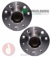 2 x Original WAHLBERG Radlager Radlagersatz WB96445 Hinterachse
