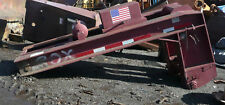 Used 50-Ton Lowboy Heavy Equipment Hauler Trailer Head Only