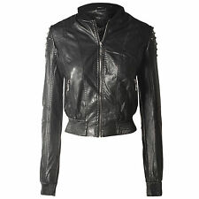 Unbranded Faux Leather Coats & Jackets for Women