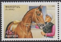 2002 Australia Post - Design Set - MNH - Decimal - Racehorses in Australia