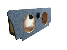 """Zenclosures 2-12"""" PORTED / VENTED 2005-2010 DODGE CHARGER Subwoofer Sub Box"""